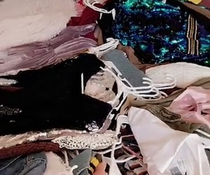clothes, lol, and nothing to wear image