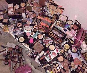 benefit, make up, and naked image