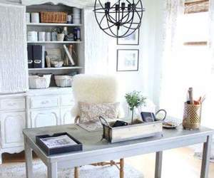 home decor and home office image