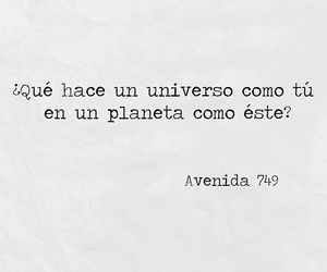 frases, amor, and poesía image