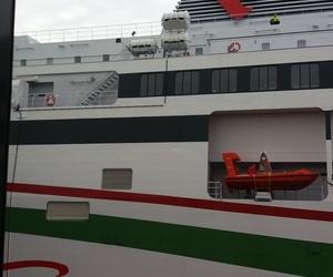 cruise, estonia, and helsinki image