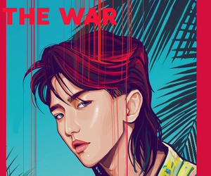 album, the war, and luhan image