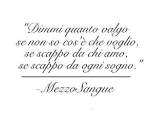 ti amo, mezzosangue, and piove musica image