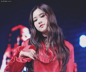 rose and blackpink image