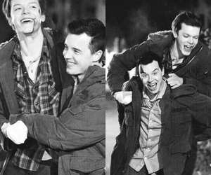 gallavich, shameless, and ian gallagher image