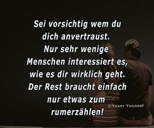 quotes, menschen, and so true image