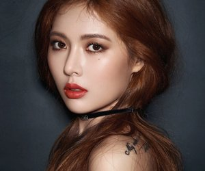 beauty, triple h, and 4minute hyuna image