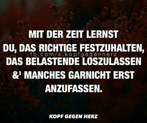 deutsch, quote, and spruch image