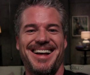 smile, grey's anatomy, and mark sloan image