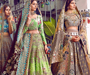clothes, indian, and wedding dresses image