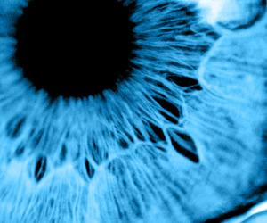 blue, blue eyes, and dark image