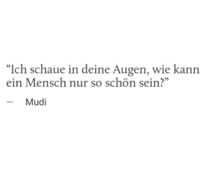 sayings, german, and love image