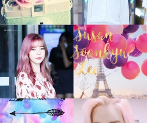 girls generation, pink, and SM image