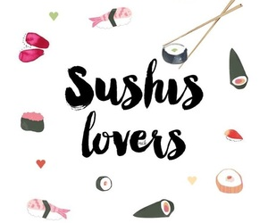 sushi, wallpaper, and cute image