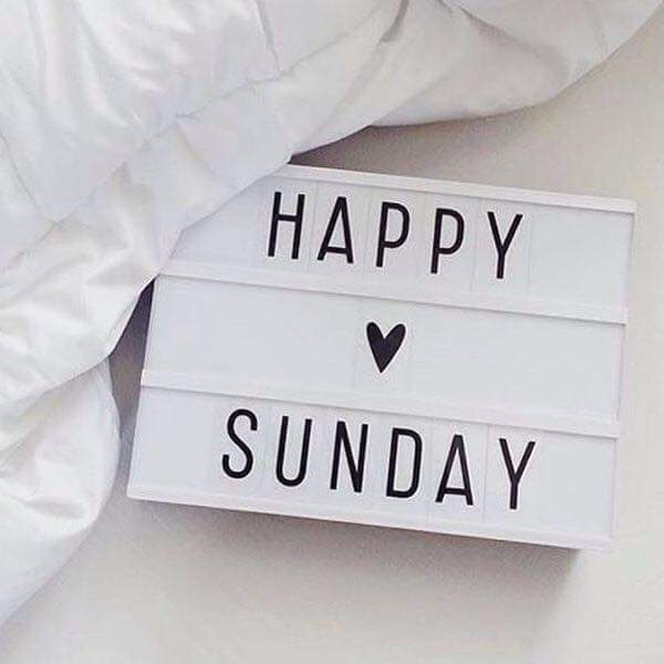 Sunday, happy, and weekend image