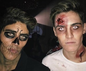 Halloween, jack gilinsky, and boy image