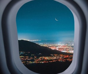 adventure, airplane, and dreams image