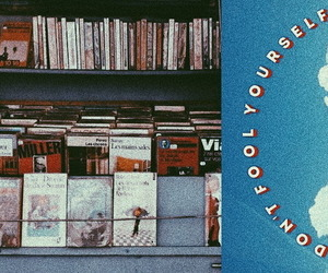 blue, book, and header image