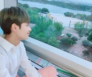 kpop, oh heejun, and knk image