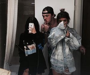 sahar luna, kelsey calemine, and instagram image