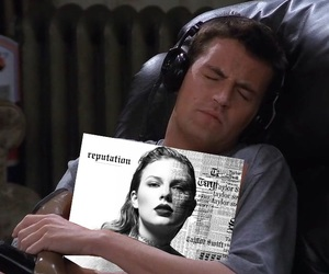 Reputation, Taylor Swift, and friends image