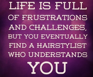 beauty, career, and hairstylist image