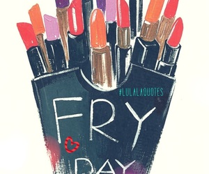beauty, friday, and fryday image