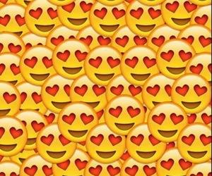 amor and emojis image