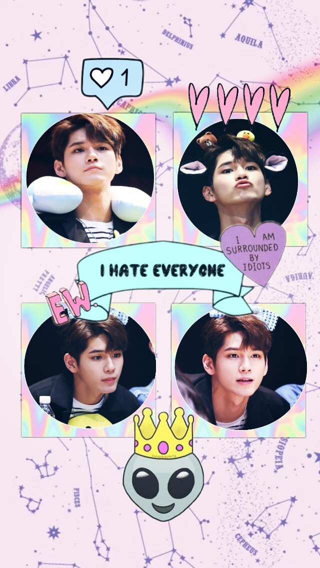 Image About Wanna One In Kpop Wallpaper By Kit Kat