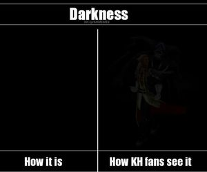 Darkness, meme, and funny image