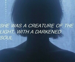 quotes, grunge, and dark image