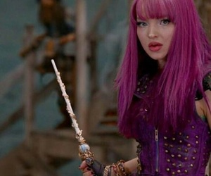 mal, dove cameron, and descendientes2 image