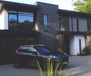 house, porsche, and goals image