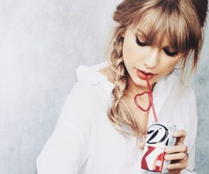 Taylor Swift, taylor, and coke image