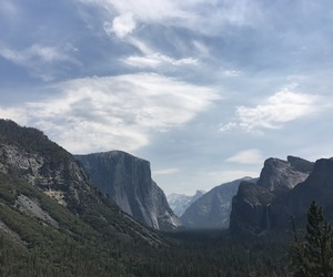 beautiful, nature, and yosemite image