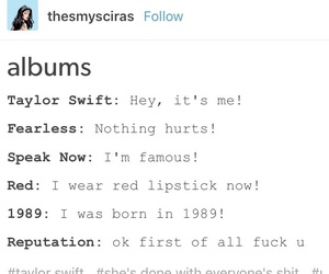 celebrities, Reputation, and Taylor Swift image