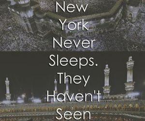 makkah, islam, and new york image