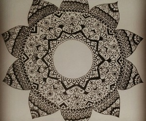 arte and mandalas image