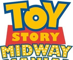 disney, ride, and toy story image