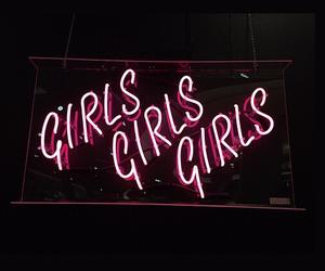 girl and pink image