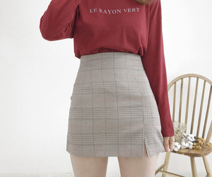 asian fashion, 유행, and kfashion image