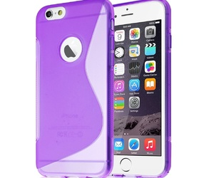 cell phone, iphone 6 charger case, and mobile phone accessories image