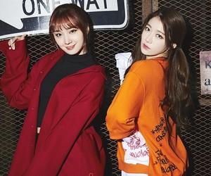 girls, k-pop, and yehana image
