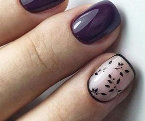 dark, design, and nails image