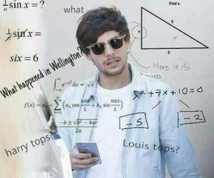 meme, ops, and louis tomlinson image