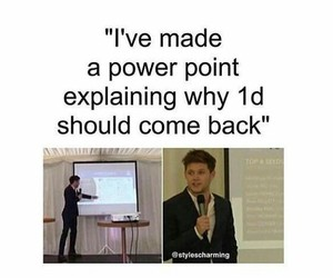 funny, one direction, and 😂 image