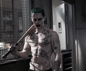 crazy, joker, and harley image