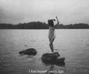 fuck, lost myself, and lost image