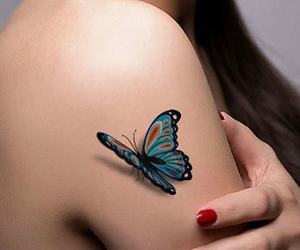 amazing, butterfly, and fashion image