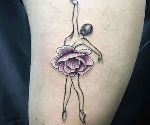 tattoo and ballet image